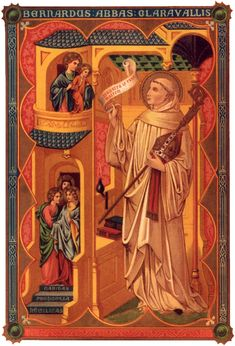 St. Bernard of Clairvaux, Doctor of the Church