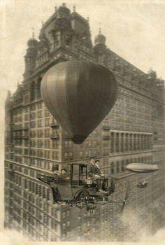 Motoairballoon