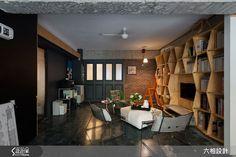 創意就從這開始! 老屋變身 30 坪混搭風工作室-六相設計-劉建翎