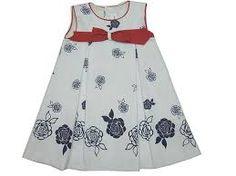 Resultado de imagen para modelos de vestidos para niñas de 1 año