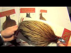 WHITING ROOSTER R CAPES DRY FLY TYING FEATHERS