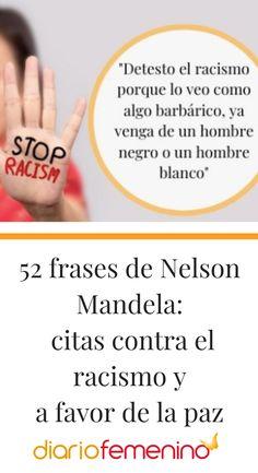22 Ideas De No Al Racismo Frases Contra El Racismo Frases De Discriminacion Stop Racismo
