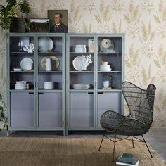 Fauteuil Rotan groen Bohemian   Wants&Needs #interieur #interior #interieurdesign #fauteuil #Rotan #bohemian #inspiration #wantsandneeds
