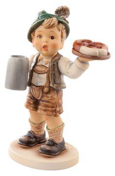 Hummel noviteiten 2013 | Hummel Landerfigur Deutschland / Country figurine | Peter's Hummel Home | De grootste collectie beeldjes | Hummel D...