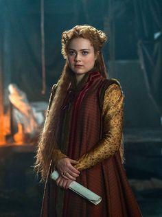 Hera Hilmar as Vanessa Moschella in Da Vinci's Demons (TV Series, 2015). [x]