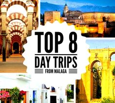 Information about Day Trips and excursions from Malaga.. Visit the cities nerby and enjoy your holidays!