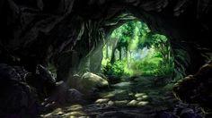 点击查看源网页 Episode Interactive Backgrounds, Episode Backgrounds, World Of Fantasy, Fantasy Art, Landscape Wallpaper, Landscape Paintings, Anime Places, Environment Concept Art, Secret Places