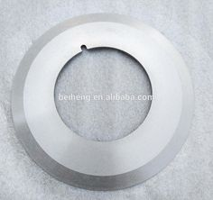 circular round blade knife for toilet tissue