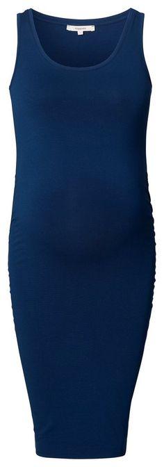 NOPPIES Kleid »Elin« für 49,99€. Umstandskleid Elin von Noppies, Raffung an der Hüfte für angenehme Weite, Elastisches Material, hoher Tragekomfort bei OTTO