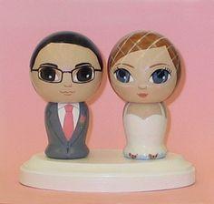 Custom Cake Toppers - Wedding Trends - Etsy