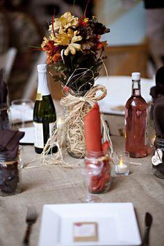 Rustic Backyard Florida Wedding: Stephanie   Cody
