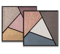 Inspired by the world's most glamorous city skylines, each elegant color palette includes four complementary shades that mix perfectly for endless eye looks.