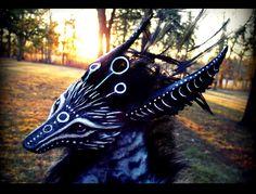--SOLD--Poseable Fantasy Dream Walker Wolf by Wood-Splitter-Lee.deviantart.com on @deviantART