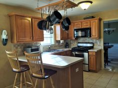 Beautiful kitchen - Gorgeous home with 4 Beds, 3 Baths (2 Full, 1 Half), 2,234 Sq. Ft. Home is located in Palmyra PA and is available for purchase.