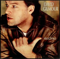 Cover art for singer, musician, and songwriter David Gilmour's album About Face, United Kingdom, 1984, photograph by Carol Starr and Chalkie Davies.