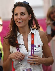 Kate Middleton - JO Londres août 2012