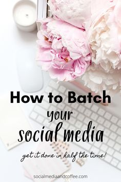 Do you batch tasks in your life? Did you know that you can also batch your social media posts, and be much more productive? Social media marketing | online business | Facebook marketing | Instagram marketing | blog | blogging | Twitter | entrepreneur | small business marketing | productivity | batching | marketing ideas | social media tips | #onlinebusiness #marketing #productivity #blog #blogging #Facebook #Instagram #Twitter #socialmedia #smallbusiness #business #entrepreneur