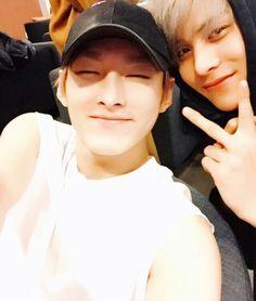 SF9   Zuho & Taeyang