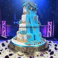 Asian Indian Wedding Cake