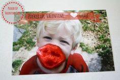 Valentine's Day Card idea.