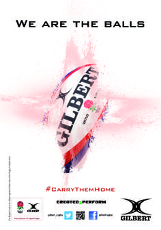 England Rugby advertising 2014