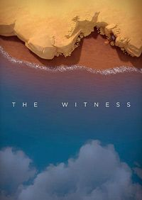 The Witness (PC) okładka