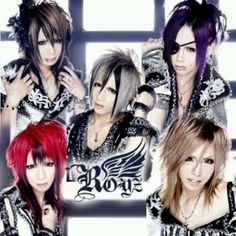 Royz. Like the top left and middle hair styles