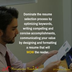 Best resume writing services for teachers quotes