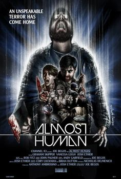 IFC Midnight Acquires Something 'Almost Human'