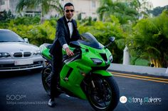 Biker Groom by NauseenTaher