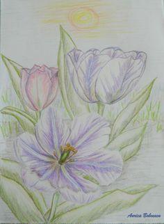Aurica Boboescu: Acuarele Painting, Art, Art Background, Painting Art, Kunst, Paintings, Performing Arts, Painted Canvas, Drawings