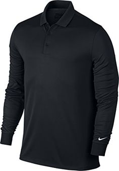 d118bd7f97da NIKE Golf CLOSEOUT Men s Victory Longsleeve Polo- Assorted 725514 Review  Nike Golf Men