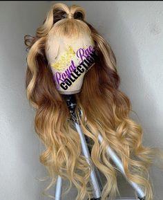 Cute Weave Hairstyles, Long Ponytail Hairstyles, Baddie Hairstyles, High Fashion Hair, Curly Hair Styles, Natural Hair Styles, Business Hairstyles, Queen Hair, Lace Hair