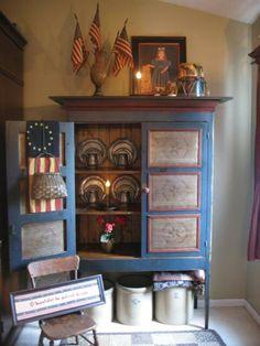 Antique White Closet Organizer Traditional Closet Tampa By ...