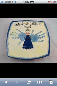 Handprint Angel