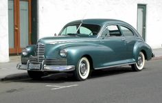 1947 Packard Clipper Club Sedan..Re-pin brought to you by agents of #Carinsurance at #HouseofInsurance in Eugene, Oregon