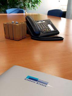 Fotografia de Corporativa para web y redes sociales. Oficinas Construcciones Garbayo Ayensa