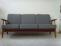 1960's danish sofa hans wegner