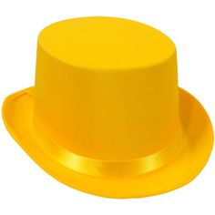 Satin Sleek Top Hat (yellow) Party Accessory  (1 count) Beistle http://www.amazon.com/dp/B003TGWEH4/ref=cm_sw_r_pi_dp_8POFub1457ZHK