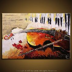 MUSIC SOUVENIR - Music Art, Music Instruments, Decorative