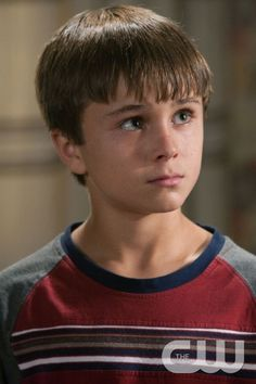"""""""I Believe the Children Are Our Future"""" - Andrew Bernard as Jimmy Malloy in SUPERNATURAL on The CW. Photo: Jack Rowand/The CW ©2009 The CW Network, LLC. All Rights Reserved."""