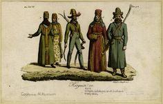 Kyrgyz by Giarre e Stanghi (1823-1838)
