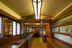 A Full Tour Through Frank Lloyd Wright's First LA House, Restored to Its 1920s Beauty - Curbed LA