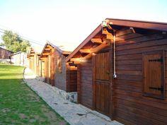 Galería de fotos » Instalaciones - Cabañas zona 1 seleccionadas   GMR summercamps