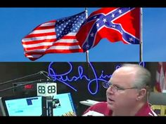 Rush Limbaugh: If We Get Rid of the Confederate Flag, The Left Will Go After the American Flag Next!