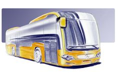 bus design sketch - Google 搜尋