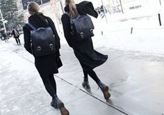 Rule 1: If You're Dressed All in Black, You Will Go Unnoticed - In PR corner offices, Chelsea art galleries, and Milk Studios casting lines, All Black Everything is the standard uniform. But what works in real life doesn't always pop on camera. Of course, the opposite is true, too, which leads us to Rule 2.