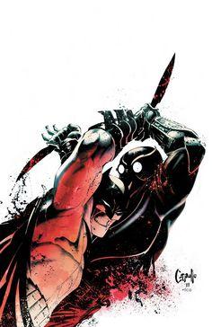 Batman- Greg Capullo
