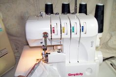Cómo usar una remalladora | eHow en Español