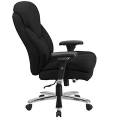 HERCULES Series 24/7 Intensive Use, Multi-Shift, Big & Tall 400 lb. Capacity Black Fabric Executive Swivel Chair with Lumbar Support Knob  http://www.furnituressale.com/hercules-series-247-intensive-use-multi-shift-big-tall-400-lb-capacity-black-fabric-executive-swivel-chair-with-lumbar-support-knob-2/